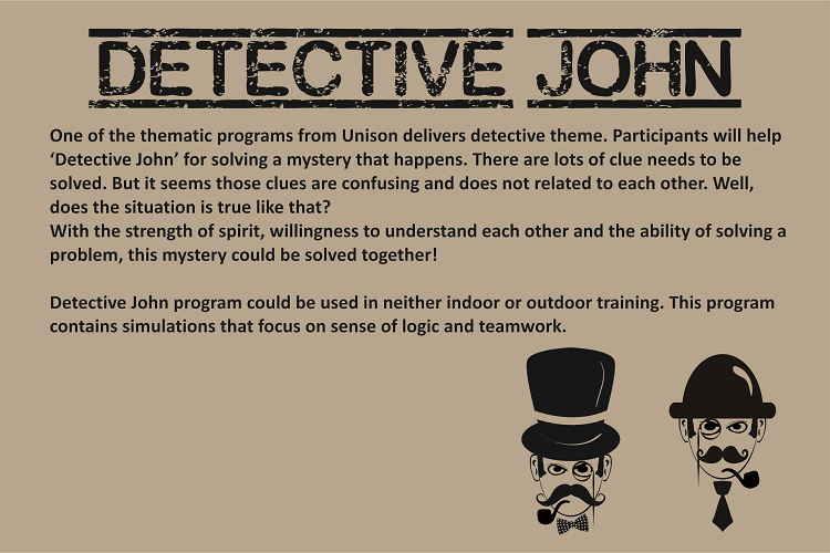Detective John