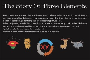 The Story Of Three Elements